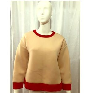 Lucca Couture Tan Sweater